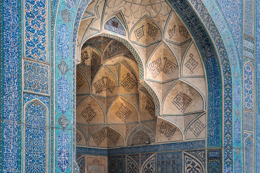 Iranian Culture「The Jameh Mosque of Esfahan」:スマホ壁紙(11)
