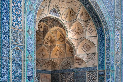 Iran「The Jameh Mosque of Esfahan」:スマホ壁紙(12)