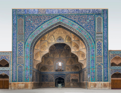 Iranian Culture「The Jameh Mosque of Esfahan」:スマホ壁紙(7)