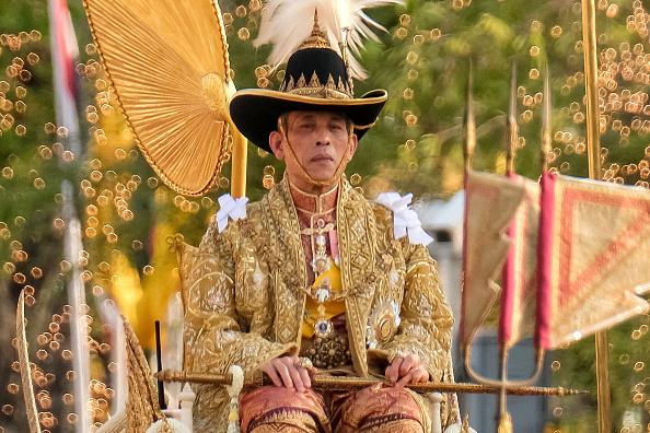 King - Royal Person「Thailand Celebrates The Coronation of King Rama X」:写真・画像(8)[壁紙.com]