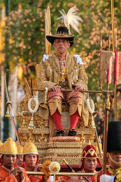 King - Royal Person「Thailand Celebrates The Coronation of King Rama X」:写真・画像(11)[壁紙.com]