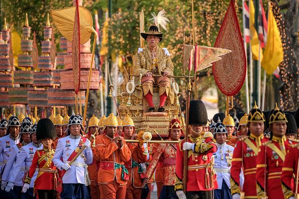 King - Royal Person「Thailand Celebrates The Coronation of King Rama X」:写真・画像(4)[壁紙.com]