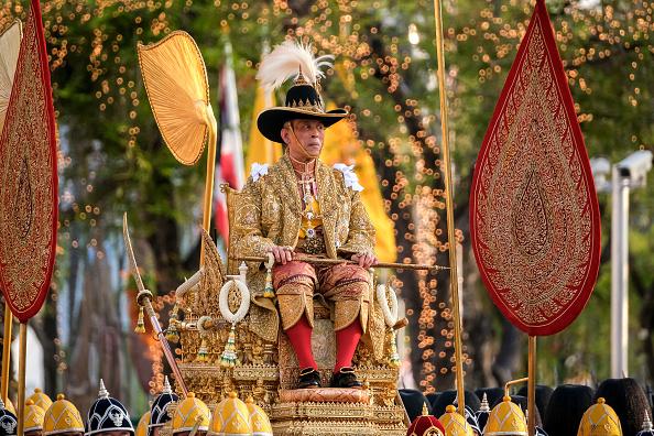 King - Royal Person「Thailand Celebrates The Coronation of King Rama X」:写真・画像(17)[壁紙.com]