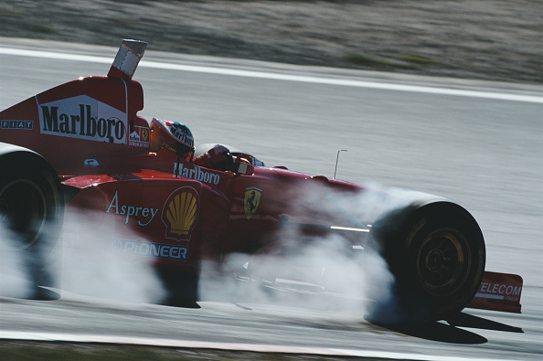 Ferrari「F1 Grand Prix of Luxembourg」:写真・画像(1)[壁紙.com]