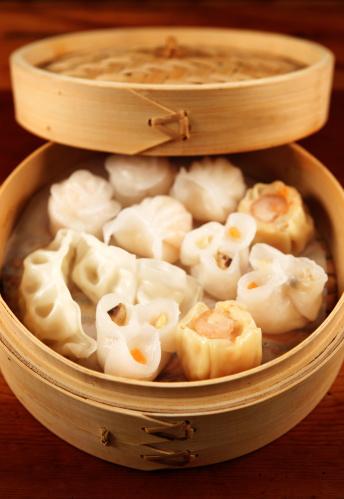 Chinese Dumpling「Dim Sum」:スマホ壁紙(7)