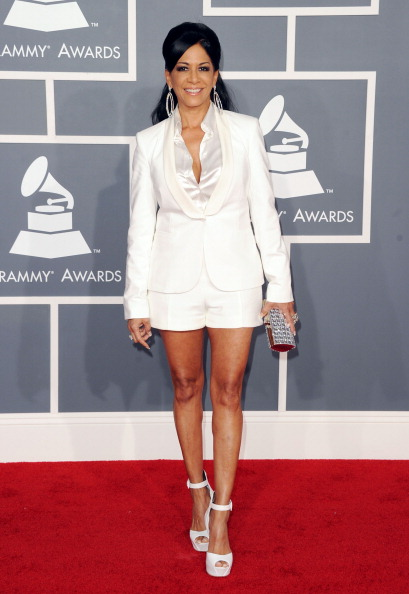 Open Collar「The 54th Annual GRAMMY Awards - Arrivals」:写真・画像(12)[壁紙.com]