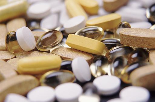 Drug Overdose「Medicine and vitamins」:スマホ壁紙(5)