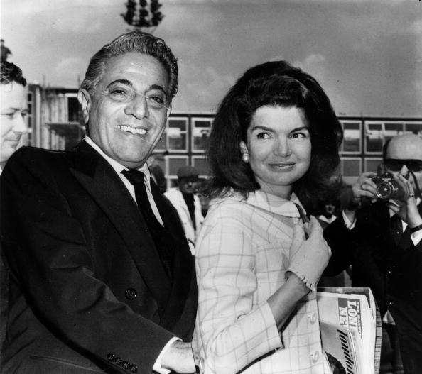 Jacqueline Kennedy「Jackie And Onassis」:写真・画像(5)[壁紙.com]
