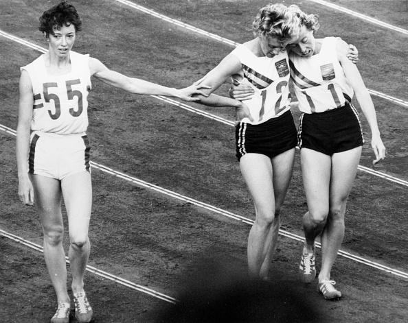 オリンピック「Olympic Runners」:写真・画像(1)[壁紙.com]