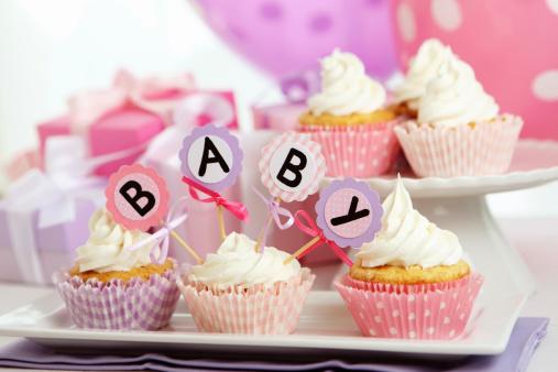Baby Shower「baby girl party」:スマホ壁紙(8)