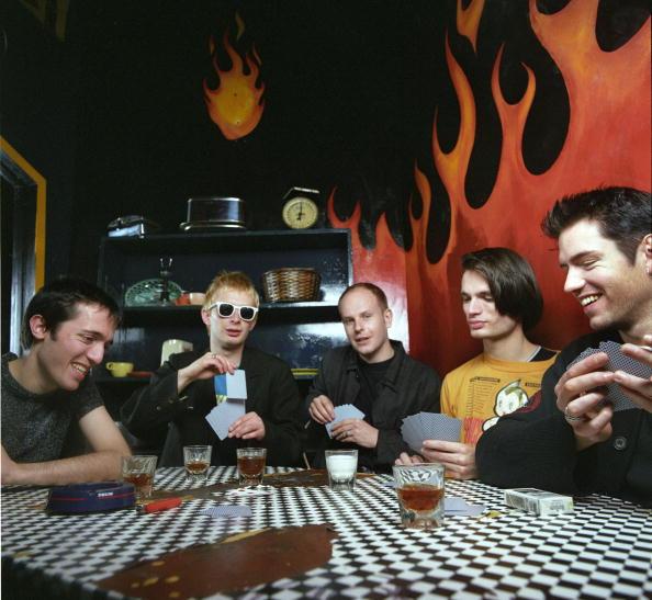 Arts Culture and Entertainment「Radiohead Portrait Session」:写真・画像(16)[壁紙.com]