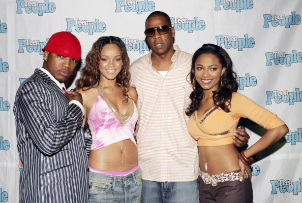 Arts Culture and Entertainment「Jay-Z hosts The Teen People Listening Lounge」:写真・画像(6)[壁紙.com]
