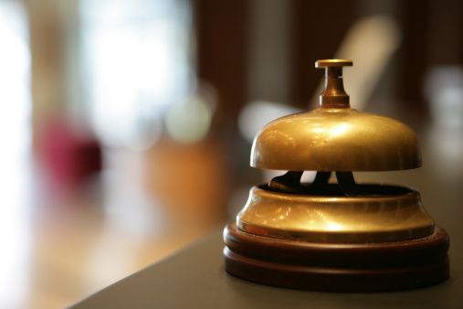 Hotel Reception「Ding! hotel service」:スマホ壁紙(12)