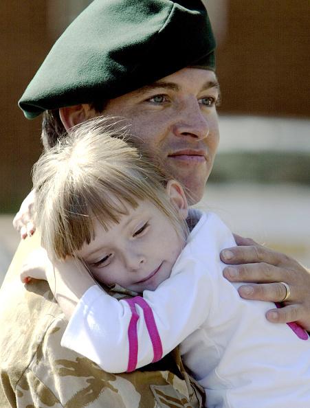 Beret「1st Royal Irish Regiment Return Home From the Gulf」:写真・画像(13)[壁紙.com]