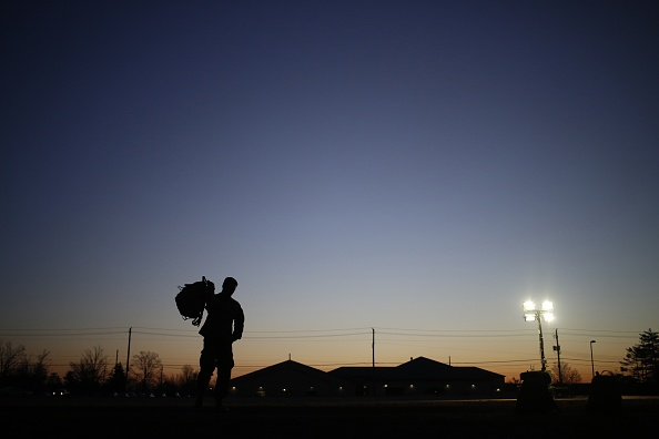 Fort Knox「1st Infantry Division Soldiers Return Home To Fort Knox From Afghanistan」:写真・画像(3)[壁紙.com]