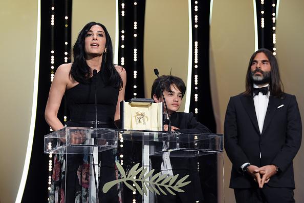 賞「Closing Ceremony - The 71st Annual Cannes Film Festival」:写真・画像(6)[壁紙.com]