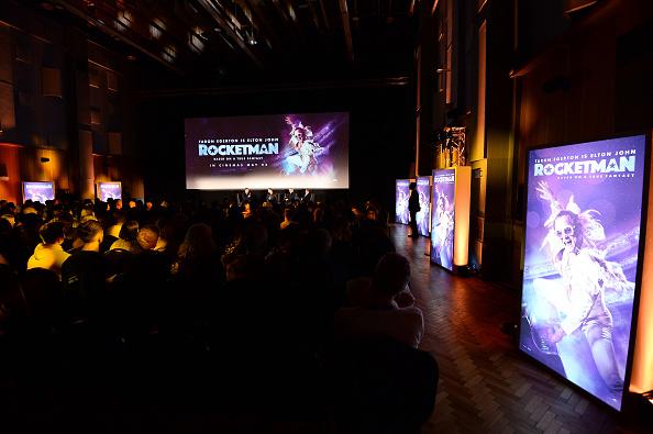 イングランド「Paramount Pictures 'Rocketman' Footage at Abbey Road」:写真・画像(8)[壁紙.com]