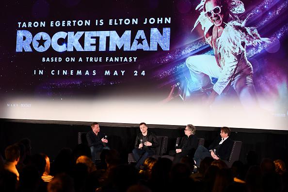 イングランド「Paramount Pictures 'Rocketman' Footage at Abbey Road」:写真・画像(7)[壁紙.com]