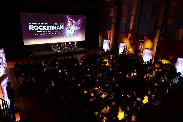 イングランド「Paramount Pictures 'Rocketman' Footage at Abbey Road」:写真・画像(6)[壁紙.com]