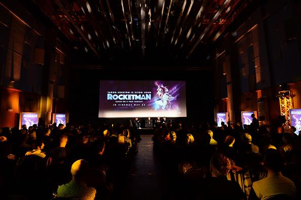 イングランド「Paramount Pictures 'Rocketman' Footage at Abbey Road」:写真・画像(9)[壁紙.com]
