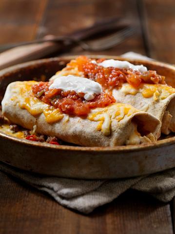 Taco「Cheesy Baked Beef Burrito」:スマホ壁紙(13)