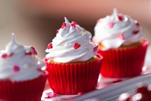 Candy Heart「Sweet delicate cupcakes」:スマホ壁紙(11)
