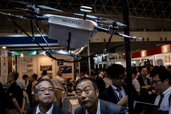 Japan Expo「International Drone Expo 2015」:写真・画像(5)[壁紙.com]