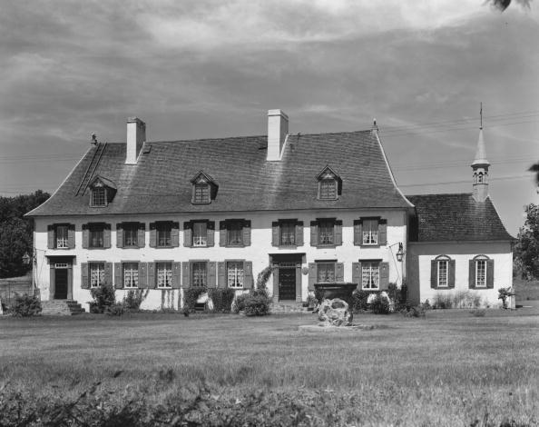 Architectural Feature「Mansion In Quebec」:写真・画像(18)[壁紙.com]