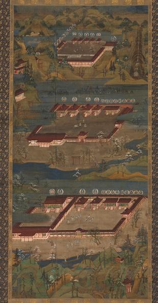 Dramatic Landscape「The Three Sacred Shrines At Kumano: Kumano Mandala」:写真・画像(11)[壁紙.com]