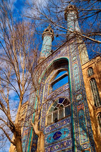 Iranian Culture「Mosque, Yazd, Iran」:スマホ壁紙(11)