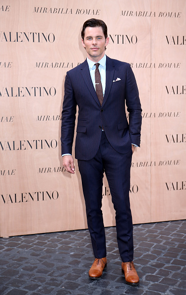 Suit「Valentino  - Arrivals - AltaRoma AltaModa Fashion Week Fall/Winter 2015/16」:写真・画像(19)[壁紙.com]