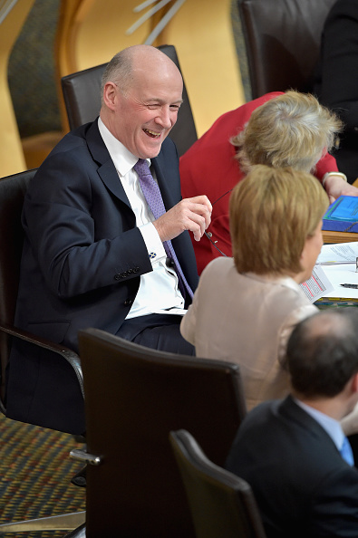 Finance and Economy「Holyrood Votes On The Scottish Budget for The Next Financial Year」:写真・画像(8)[壁紙.com]