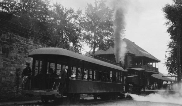 Railroad Car「Manitou And Pike's Peak Railway」:写真・画像(11)[壁紙.com]