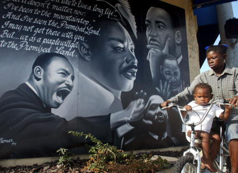 Art Product「Martin Luther King Jr. Day in Miami, Florida.」:写真・画像(10)[壁紙.com]