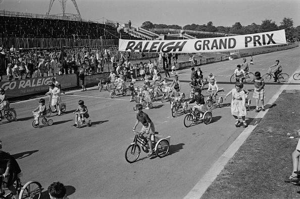 Reg Lancaster「Raleigh Grand Prix」:写真・画像(3)[壁紙.com]