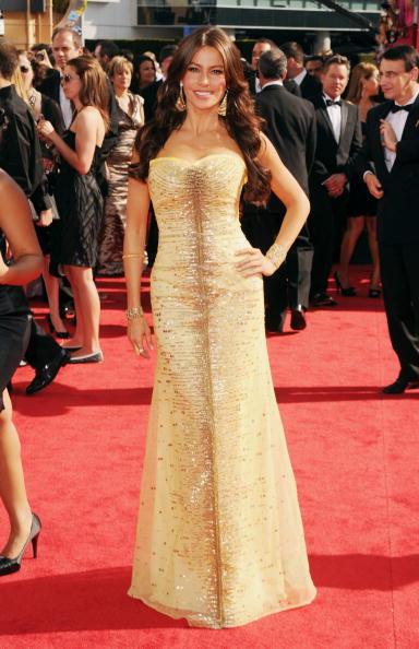 Strapless Dress「62nd Annual Primetime Emmy Awards - Arrivals」:写真・画像(1)[壁紙.com]