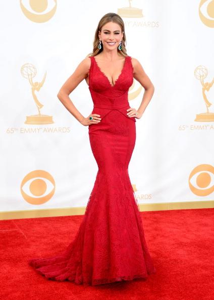 Sofia Vergara「65th Annual Primetime Emmy Awards - Arrivals」:写真・画像(19)[壁紙.com]
