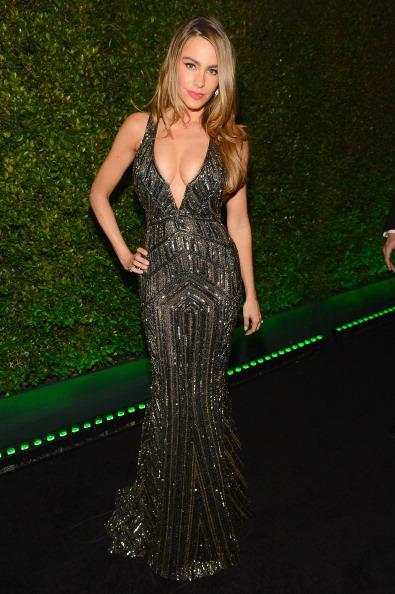 Long Hair「Fox And FX's 2014 Golden Globe Awards Party - Arrivals」:写真・画像(12)[壁紙.com]