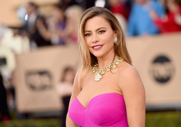 Sofia Vergara「The 22nd Annual Screen Actors Guild Awards - Arrivals」:写真・画像(0)[壁紙.com]