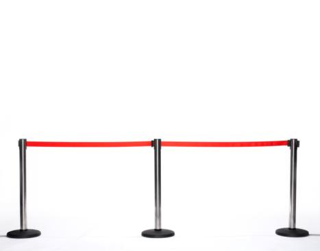 Roped Off「Barrier for red carpet event.」:スマホ壁紙(11)