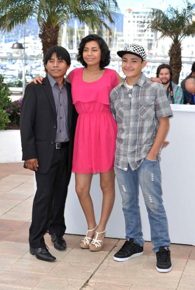 66th International Cannes Film Festival「'La Jaula De Oro' Photocall - The 66th Annual Cannes Film Festival」:写真・画像(11)[壁紙.com]