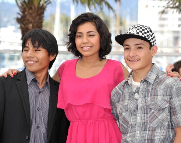 66th International Cannes Film Festival「'La Jaula De Oro' Photocall - The 66th Annual Cannes Film Festival」:写真・画像(10)[壁紙.com]
