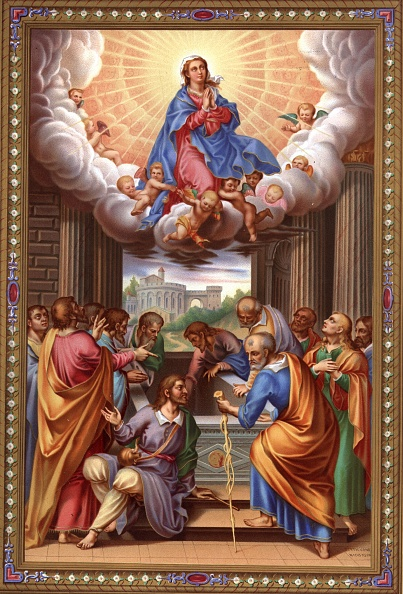Religion「The Virgin Mary」:写真・画像(12)[壁紙.com]