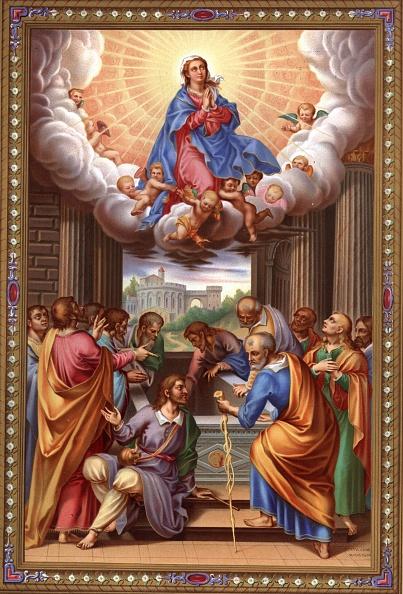 Religion「The Virgin Mary」:写真・画像(9)[壁紙.com]