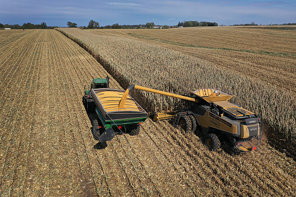 Agricultural Field「Iowa:  First Battleground State In The Presidential Election」:写真・画像(9)[壁紙.com]