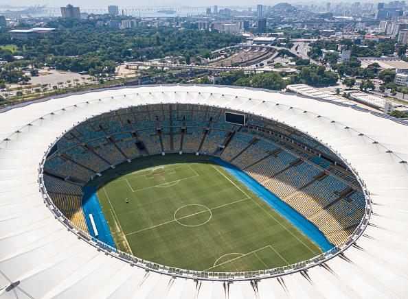 Maracanã Stadium「General Views of Rio de Janeiro as the Coronavirus (COVID - 19) Continues to Spread」:写真・画像(11)[壁紙.com]