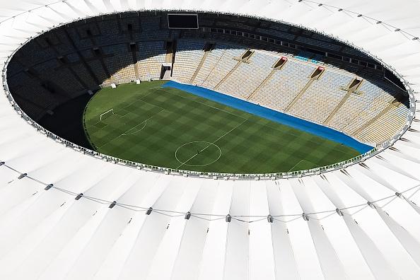 Maracanã Stadium「A Day in Rio de Janeiro as the City Begins to Shut Down」:写真・画像(19)[壁紙.com]