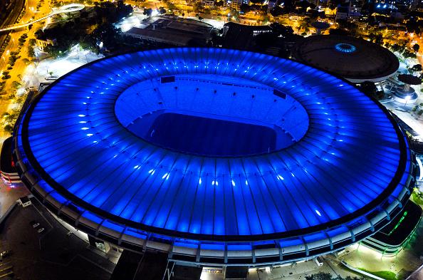 Maracanã Stadium「Maracana Stadium Celebrates its 70th Anniversary Amidst the Coronavirus (COVID - 19) Pandemic」:写真・画像(13)[壁紙.com]