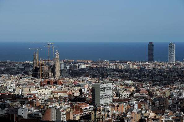 Sagrada Familia - Barcelona「Views of Barcelona」:写真・画像(5)[壁紙.com]