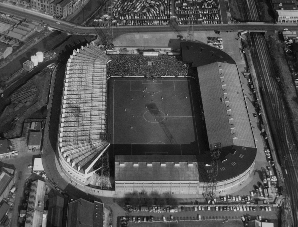 Stadium「Old Trafford」:写真・画像(6)[壁紙.com]